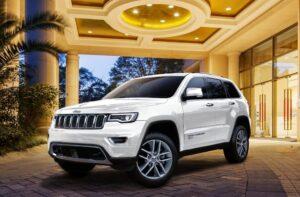 WK Jeep Grand Cherokee